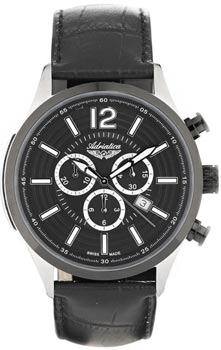 Наручные мужские часы Adriatica 8188.Y254ch (Коллекция Adriatica Chronograph)