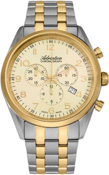 Наручные мужские часы Adriatica 8204.2121ch (Коллекция Adriatica Chronograph)