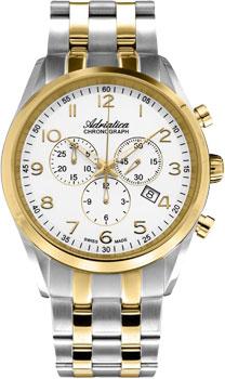 Наручные мужские часы Adriatica 8204.2123ch (Коллекция Adriatica Chronograph)