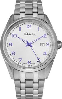 Наручные мужские часы Adriatica 8204.51b3q