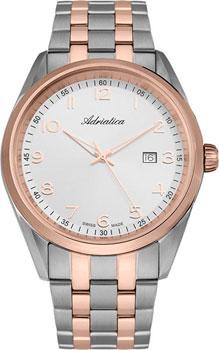 Наручные мужские часы Adriatica 8204.R123q
