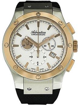 Наручные мужские часы Adriatica 8209.2213ch (Коллекция Adriatica Chronograph)