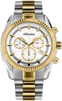 Наручные мужские часы Adriatica 8210.2113ch (Коллекция Adriatica Chronograph)