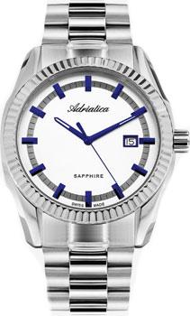 Наручные мужские часы Adriatica 8210.51b3q
