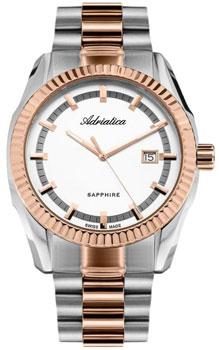 Наручные мужские часы Adriatica 8210.R113q