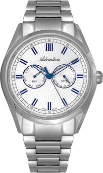 Наручные мужские часы Adriatica 8211.51b3qf