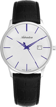 Наручные мужские часы Adriatica 8242.52b3q