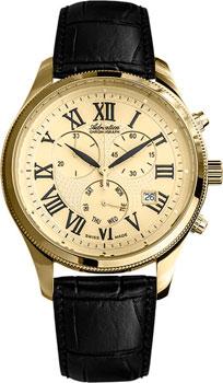 Наручные мужские часы Adriatica 8244.1231ch (Коллекция Adriatica Chronograph)