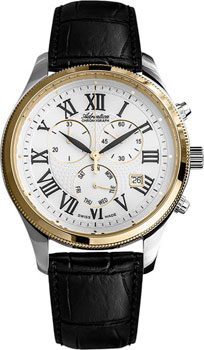 Наручные мужские часы Adriatica 8244.2233ch (Коллекция Adriatica Chronograph)