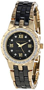 Наручные женские часы Anne Klein 9456bkgb