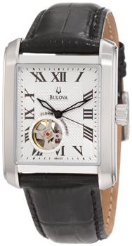 Наручные мужские часы Bulova 96a127 (Коллекция Bulova Mechanical)