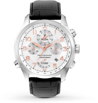 Наручные мужские часы Bulova 96b182 (Коллекция Bulova Precisionist)