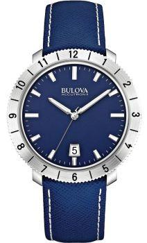 Наручные мужские часы Bulova 96b204 (Коллекция Bulova Accutron)