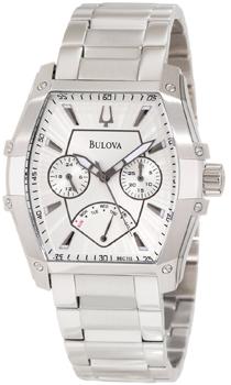 Наручные мужские часы Bulova 96c115 (Коллекция Bulova Sport)