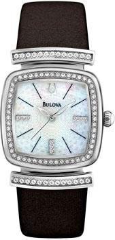 Наручные женские часы Bulova 96l194 (Коллекция Bulova Crystal)