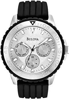 Наручные мужские часы Bulova 96n104 (Коллекция Bulova Marine Star)