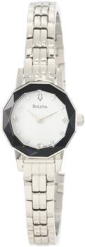 Наручные женские часы Bulova 96p128 (Коллекция Bulova Diamond)