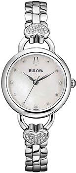 Наручные женские часы Bulova 96x126 (Коллекция Bulova Adventurer)