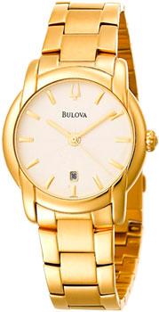 Наручные мужские часы Bulova 97b107 (Коллекция Bulova Dress)
