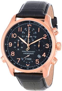 Наручные мужские часы Bulova 97b122 (Коллекция Bulova Precisionist)