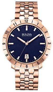 Наручные мужские часы Bulova 97b130 (Коллекция Bulova Accutron)