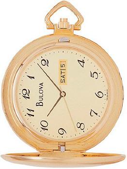 Наручные мужские часы Bulova 97c24 (Коллекция Bulova Specialty)