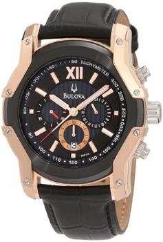 Наручные мужские часы Bulova 98b158 (Коллекция Bulova Marine Star)
