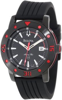 Наручные мужские часы Bulova 98b164 (Коллекция Bulova Precisionist)