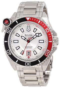 Наручные мужские часы Bulova 98b167 (Коллекция Bulova Precisionist)