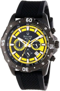 Наручные мужские часы Bulova 98b176 (Коллекция Bulova Marine Star)