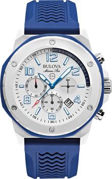 Наручные мужские часы Bulova 98b200 (Коллекция Bulova Marine Star)