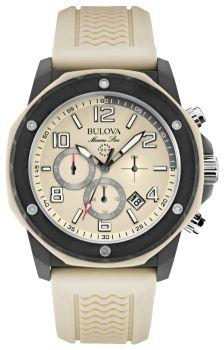 Наручные мужские часы Bulova 98b201 (Коллекция Bulova Marine Star)