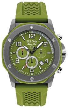Наручные мужские часы Bulova 98b202 (Коллекция Bulova Marine Star)