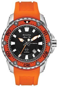 Наручные мужские часы Bulova 98b207 (Коллекция Bulova Marine Star)