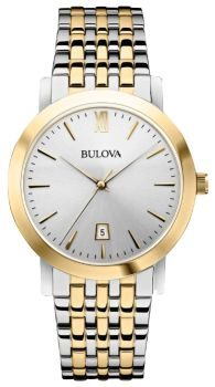 Наручные мужские часы Bulova 98b221 (Коллекция Bulova Classic)