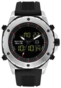 Наручные мужские часы Bulova 98c119 (Коллекция Bulova Marine Star)