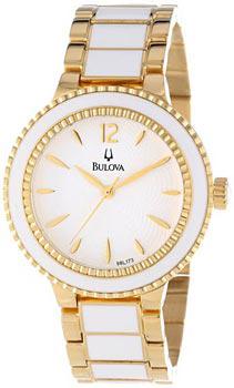 Наручные женские часы Bulova 98l173 (Коллекция Bulova Dress)