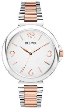 Наручные женские часы Bulova 98l195 (Коллекция Bulova Classic)