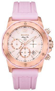 Наручные женские часы Bulova 98m118 (Коллекция Bulova Marine Star)