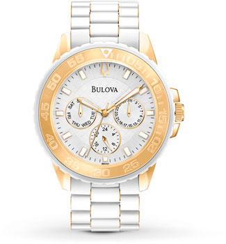 Наручные женские часы Bulova 98n102 (Коллекция Bulova Marine Star)