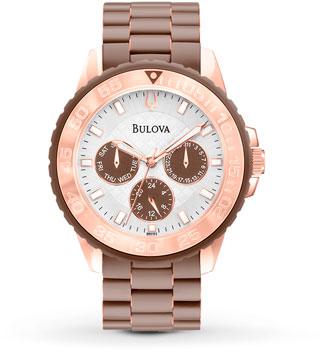 Наручные женские часы Bulova 98n103 (Коллекция Bulova Marine Star)