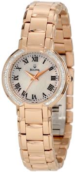 Наручные женские часы Bulova 98r156 (Коллекция Bulova Dress)