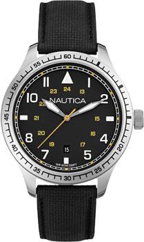 Наручные мужские часы Nautica A10097g (Коллекция Nautica Analog)