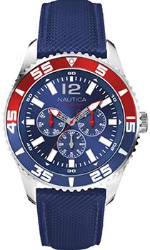 Наручные мужские часы Nautica A14669g (Коллекция Nautica Multifunction)