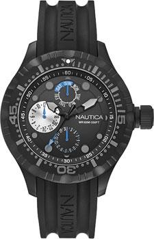 Наручные мужские часы Nautica A16681g (Коллекция Nautica Sport)