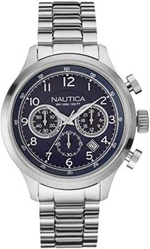 Наручные мужские часы Nautica A19630g (Коллекция Nautica Chrono)