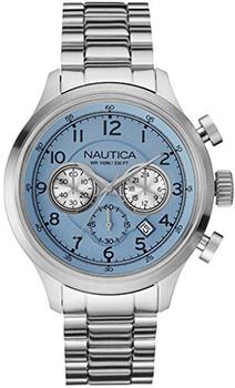 Наручные мужские часы Nautica A19631g (Коллекция Nautica Chrono)