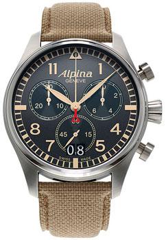 Наручные мужские часы Alpina Al-372bgr4s6