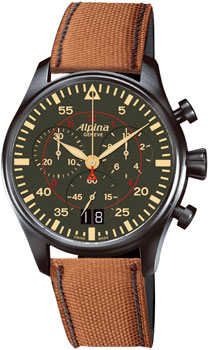 Наручные мужские часы Alpina Al-372gr4fbs6