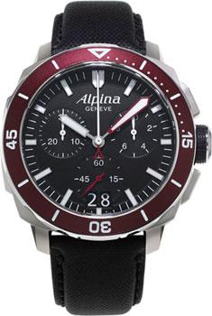 Наручные мужские часы Alpina Al-372lbbrg4v6